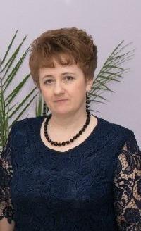 Елена Степашина